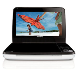 Philips 9-Inch LCD Portable DVD Player with 5-Hour Battery