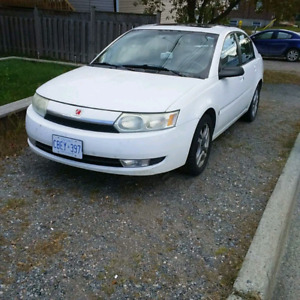 SATURN ION 03 FOR SALE BEST OFFER