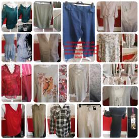 Womens clothes bundle size 20