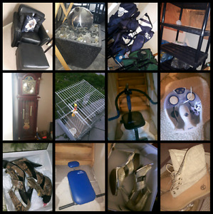 Home items. Home deco. Shoes and More For Sale