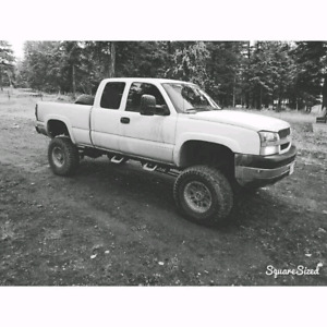 2003 lifted duramax