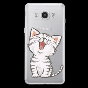 Super Cute, Cheerful, and Happy Kitty Cellphone Case