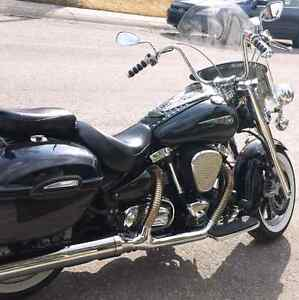 2006 Yamaha roadstar 500  made   6k extras
