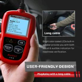 Autel AutoLink AL319 Universal OBD2 Reader Car Diagnostic Scanner Tool