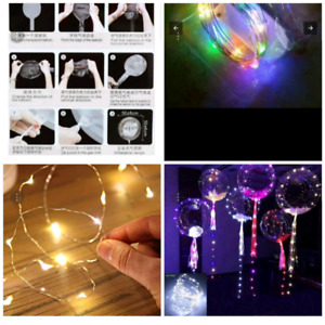 Party decorations led balloons