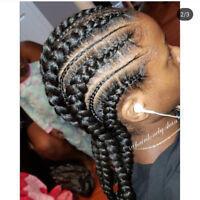 Get Yout Hair Done For A Reasonable Price.