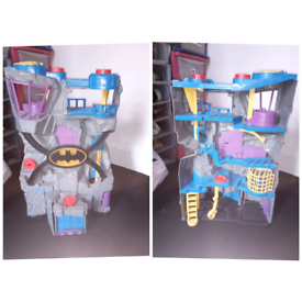 Imaginext Batcave
