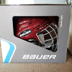 Brand new in box Bauer 5100 youth helmet, size Small
