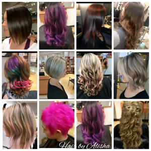 Hairstylist looking for New Clients