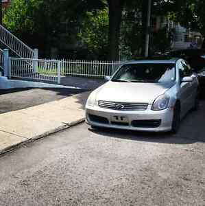 Infiniti for trade or sale  West Island Greater Montréal image 1