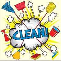 Move out cleaning!!!