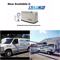 A.L.Global Electric | Ask us about our season specials