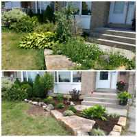 Gardening & Landscaping - Peterborough / Lakefield.