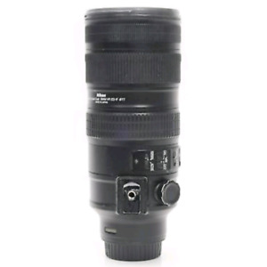 Nikon 70-200mm f/2.8 AF-S VR + Lowepro case