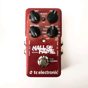 TC Helicon Hall of Fame Reverb