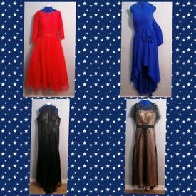 Big bundle Joblot party/prom/bridesmaid/maid of honor new dresses