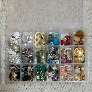 Vintage/Remade Jewelry Making Supplies