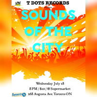 Sounds Of The City at the Supermarket