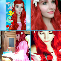 Have mermaid princess Ariel at your next party!
