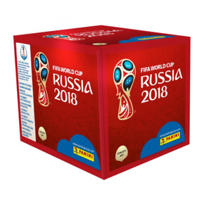 Panini 2018 FIFA World Cup Russia Sticker Collection