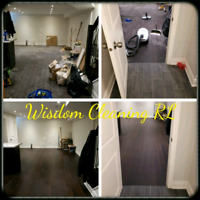Vacant House / Office cleaning