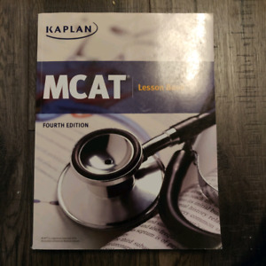 KAPLAN MCAT - All Books - Great condition