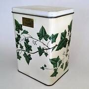 """Vintage """"Willow"""" Australia Tin Canister Deakin South Canberra Preview"""