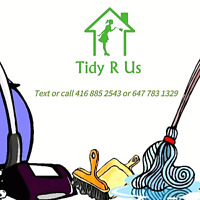 Tidy R Us Cleaning Service