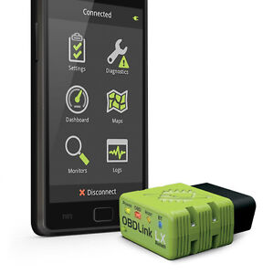 ScanTool OBDLink LX Bluetooth: Professional OBD-II Android & Win