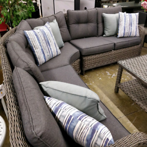 Outdoor sectional Clearance $1699