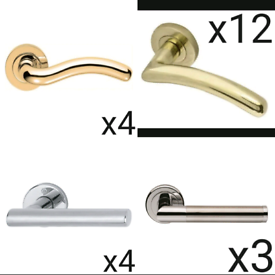 Quality Lever On Rose Door Handle Sets