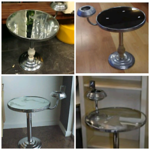 Wanted: *WANTED* ART DECO SMOKERS TABLE