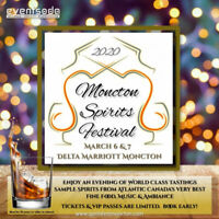 Moncton Spirits Festival is Coming!