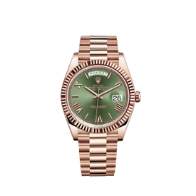 Rolex day date anniversary olive dial Wanted