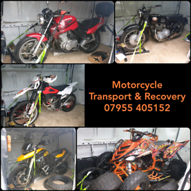 Motorcycle Transport & Recovery
