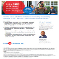 Switch to BMO @ 3.19% ( 5yr Fixed Closed). Limited Time Only!!
