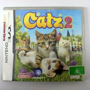Catz 2 Nintendo DS cartridge