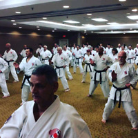 Karate classes for all ages