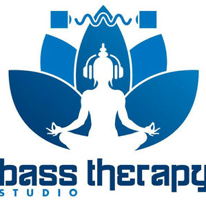 Bass Therapy Studio. Only $25 per hour.