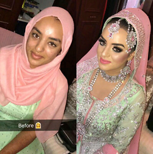 Indian/arabica makeup and hair  $50up mobile