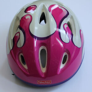 Girls' Bike Helmet - Fisher Price - $10 OBO