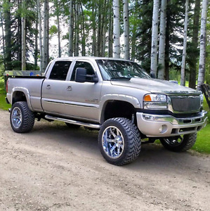 Looking for 4x4 that needs work.