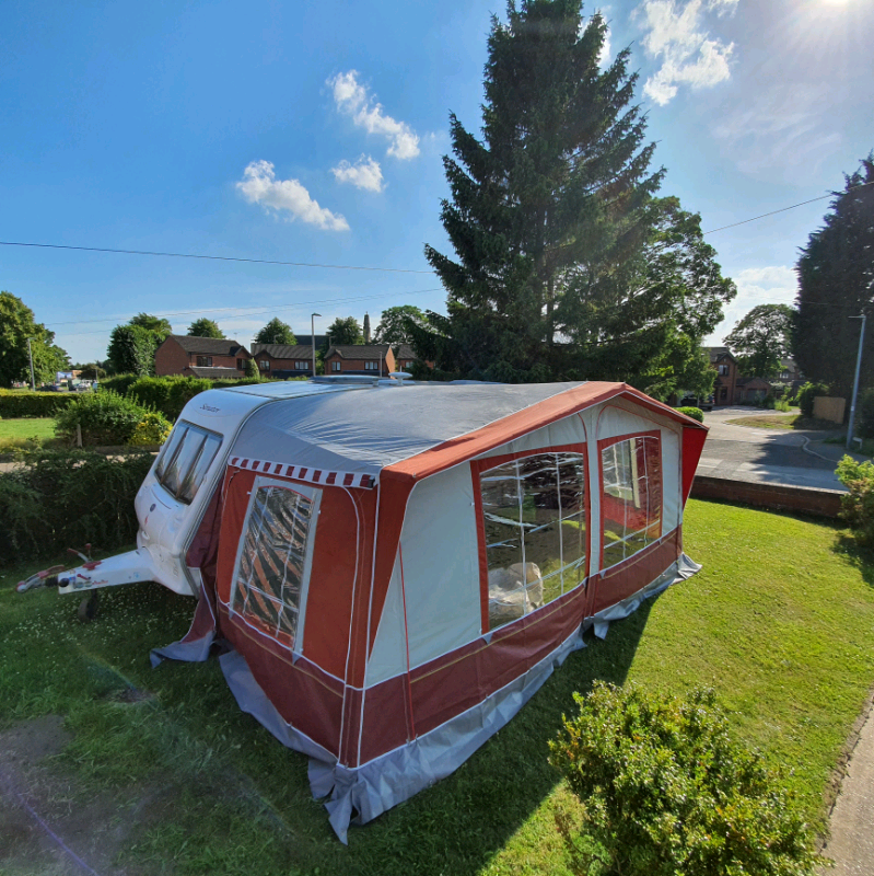 Caravan awning   in Sandbach, Cheshire   Gumtree
