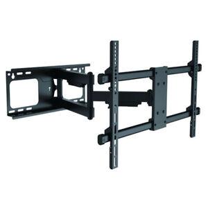 FULL MOTION TV WALL MOUNT BRACKET 37-70 INCH TV HOLDS 60 KG