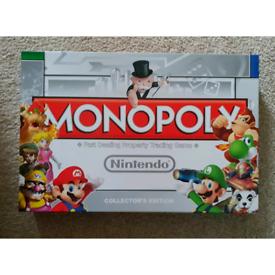 MONOPOLY Nintendo Collectors edition