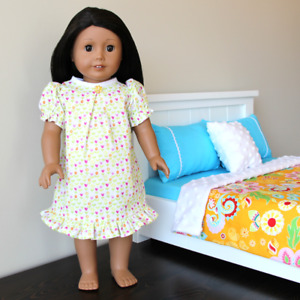 NEW Handmade Doll Pajamas – Fits an American Girl Doll