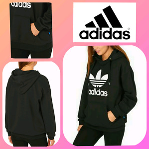 ADIDAS  Originals Logo Hoodie Sweater Size Medium