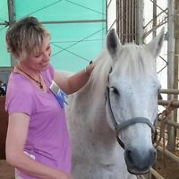 FORWARD! with Equine Assisted Learning, Nutrition and Yoga