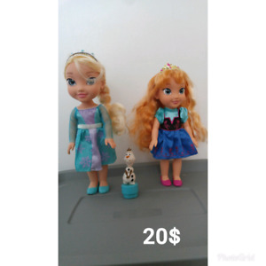 Disney toddler dolls and other toys...