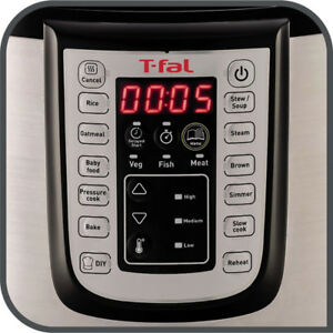 T-fal 12 in 1 Electric Pressure CookerBrand new in box